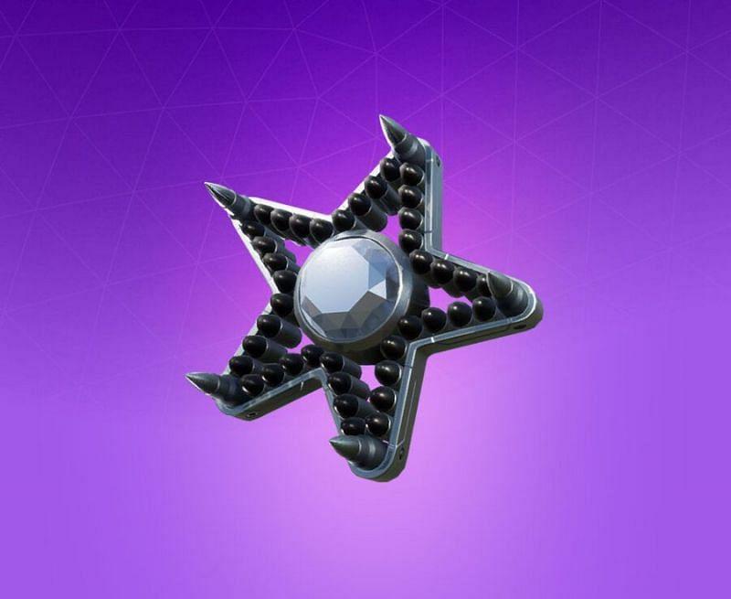 Diamond Star: Image via Epic Games - Fortnite