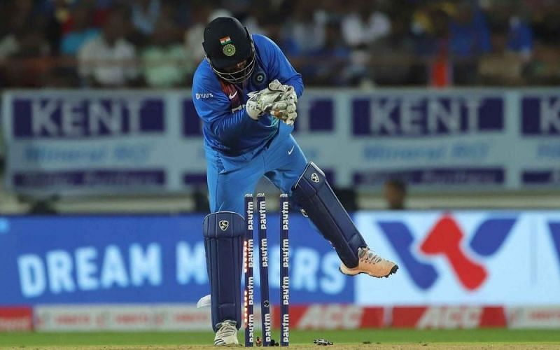 Rishabh Pant really struggled to get the scoring rate going throughout this IPL [@bcci]