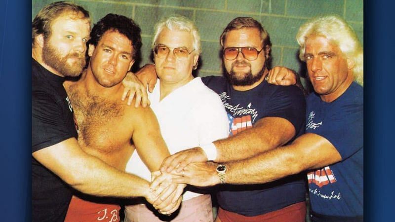 The Four Horsemen were one of the greatest wrestling stables of all-time