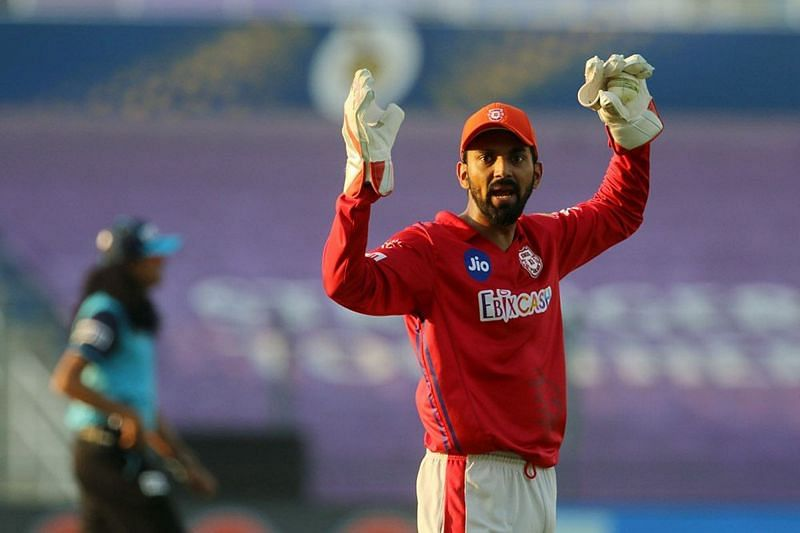KL Rahul captained the Kings XI Punjab for the first time in IPL 2020 [P/C: iplt20.com]