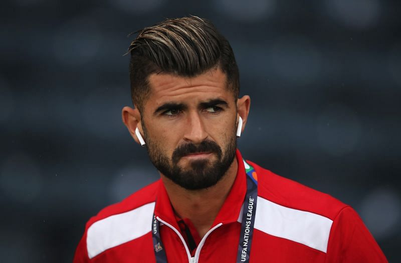 Elseid Hysaj was linked with Chelsea in the past