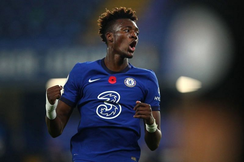 Tammy Abraham has scored four goals and provided five assists this season