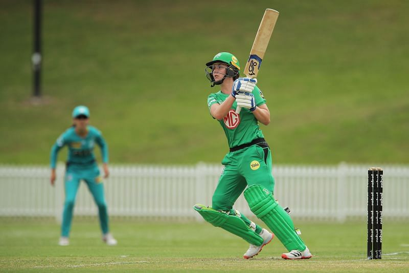 Natalie Sciver will look to continue her fine form with the bat for the Melbourne Stars in WBBL 2020.