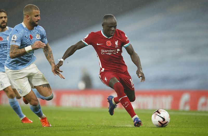Sadio Mane has been excellent for Liverpool