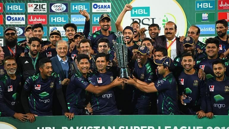 Quetta Gladiators became the newest winners of PSL