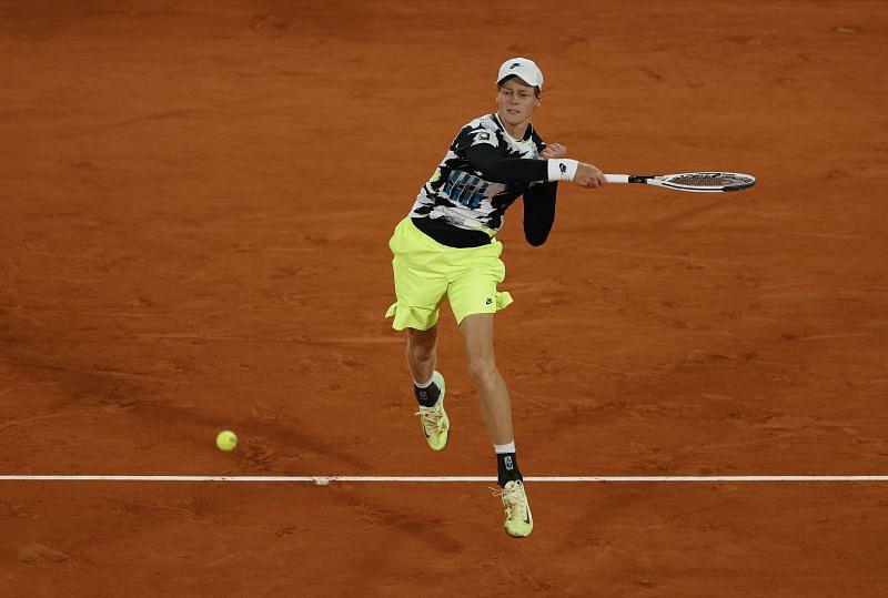 Jannik Sinner idolizes Roger Federer