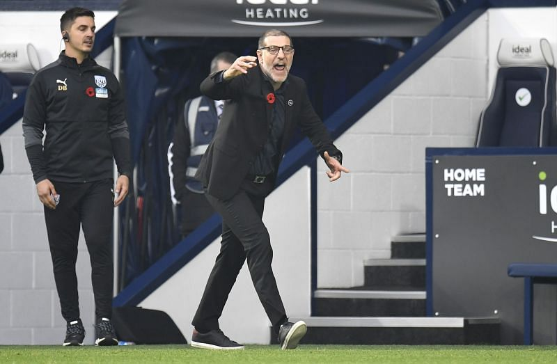 Slaven Bilic has denied that his job is under threat at West Brom, but is that really the case?