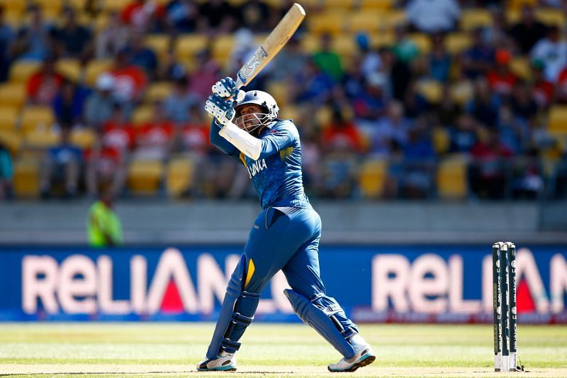 Dilshan was the highest run-scorer in the 2011 Cricket World Cup