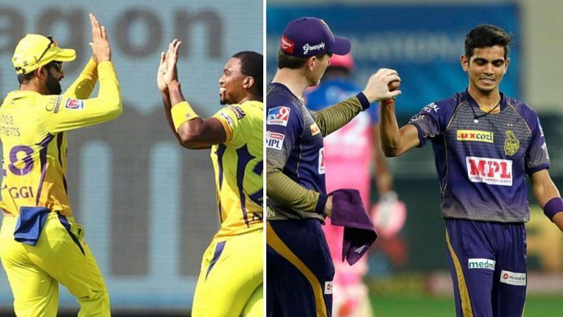 CSK and KKR picked up big wins