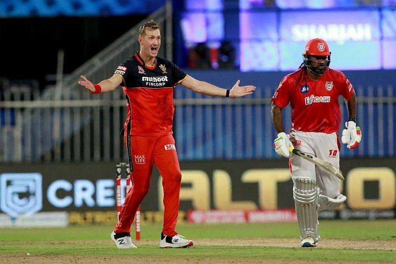 The impact of Chris Morris for RCB in this IPL was something more than the numbers [iplt20.com]
