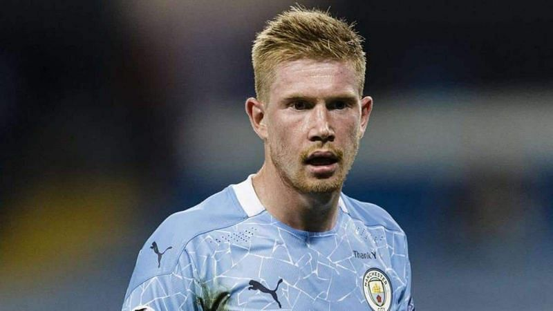 Kevin De Bruyne had some good underlying stats in the game against Spurs.