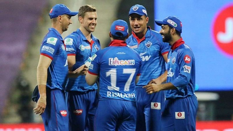The Delhi Capitals were comprehensively beaten by Mumbai Indians by 57 runs in Qualifier 1 of IPL 2020