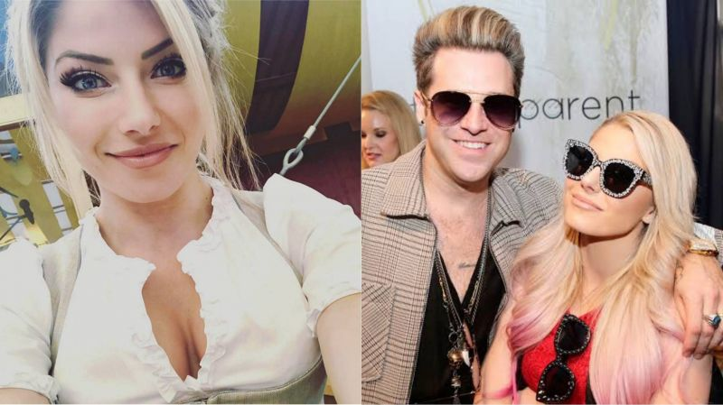 Alexa Bliss and Ryan Cabrera got recently engaged