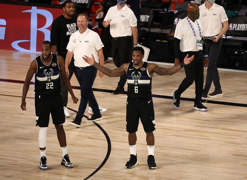 Miami Heat vs Milwaukee Bucks - Game Two