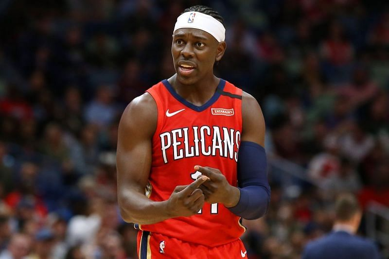 Jrue Holiday is preparing for a New Orleans departure