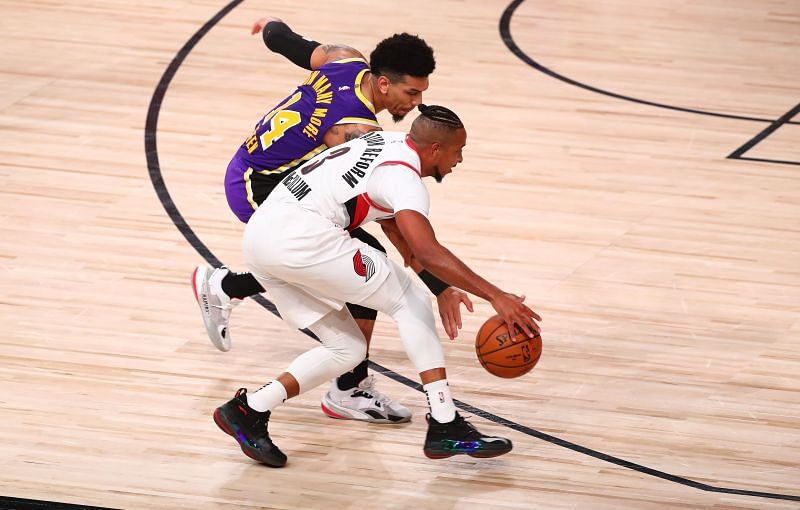 Los Angeles Lakers v Portland Trail Blazers - Game Three