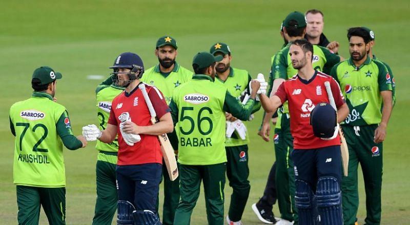 इंग्लैंड-पाकिस्तान