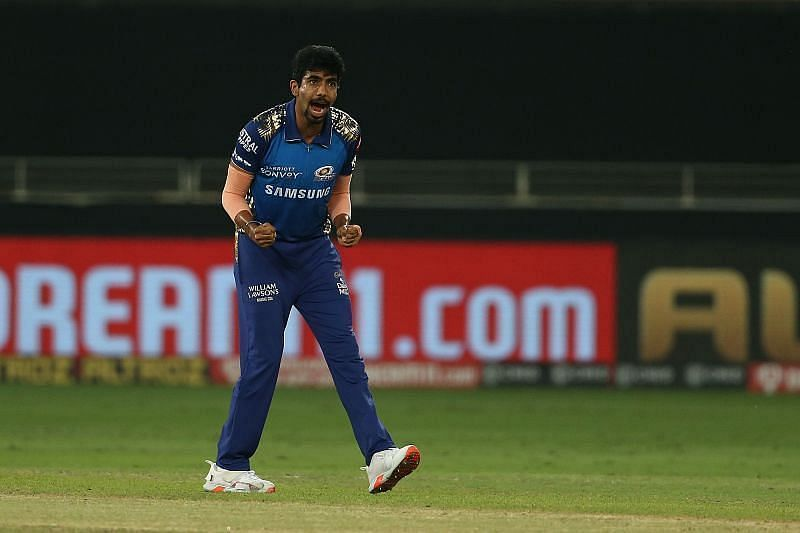 Jasprit Bumrah was one of the seamers in Ashish Nehra