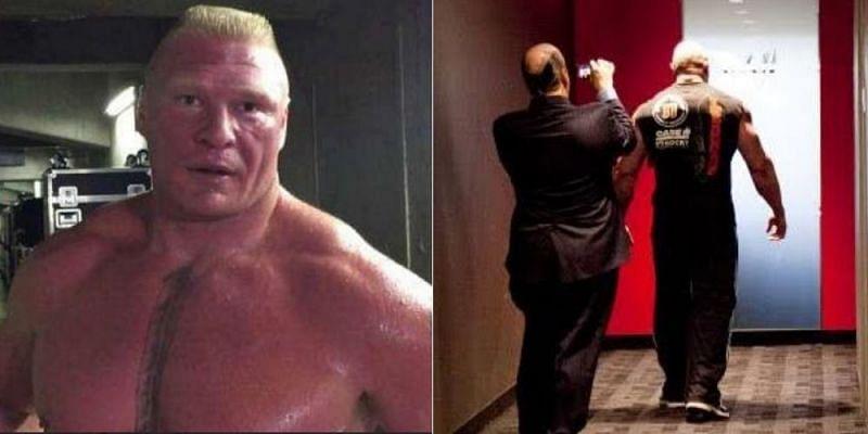 What Brock Lesnar wants Brock Lesnar gets