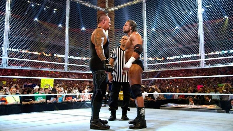 The culmination of four years of WrestleMania classics.