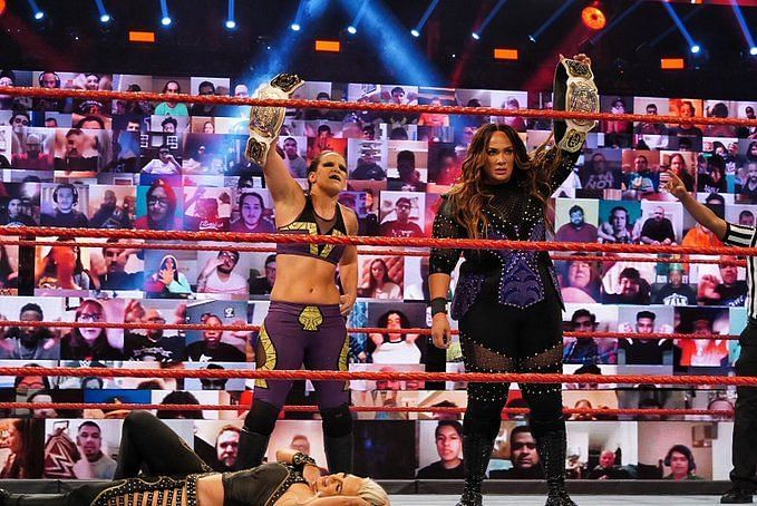 Jax and Baszler picked up another big win