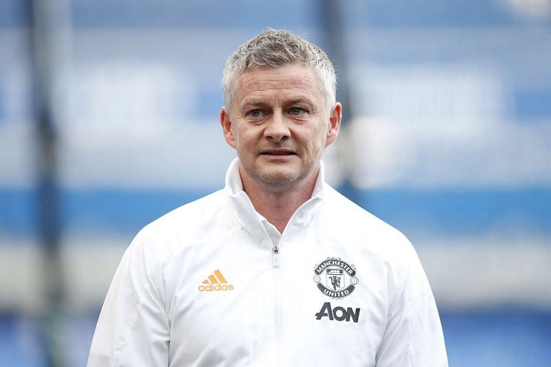 Solskjaer has been under tremendous pressure at Manchester United this season