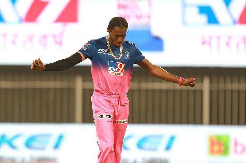 Jofra Archer bowled 175 balls at IPL 2020.