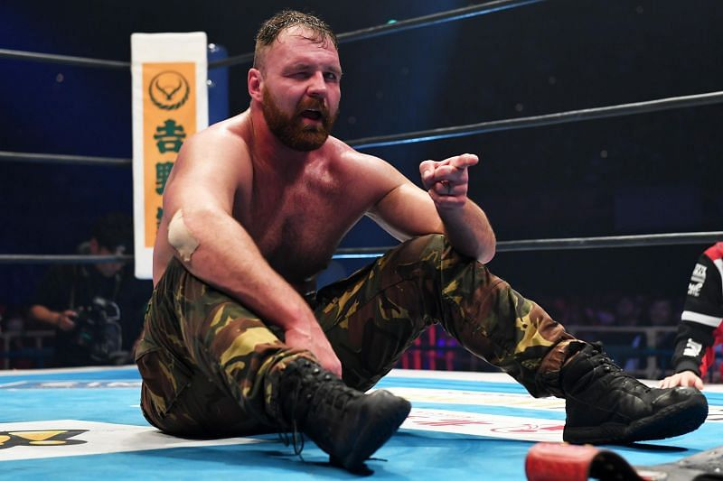 Jon Moxley has nothing but praise for the fans of AEW