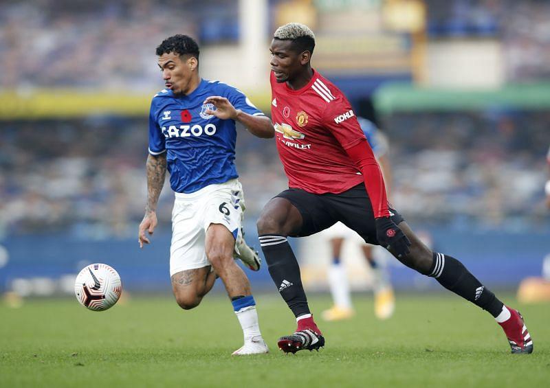 Juventus target Paul Pogba