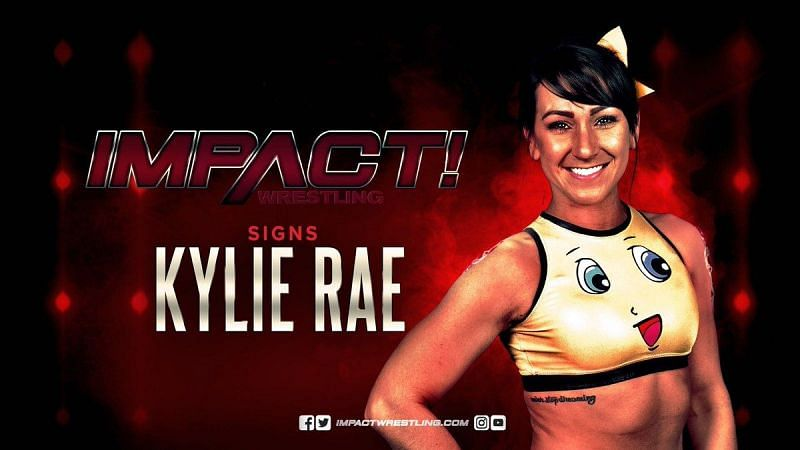 Kylie Rae announces her retirement via her Patron page.