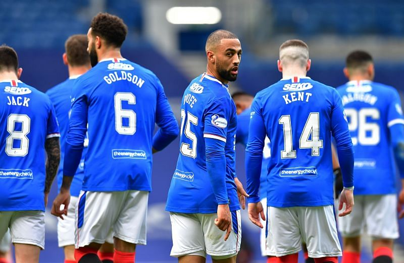Rangers have scored 12 goals in their last two Scottish Premiership games