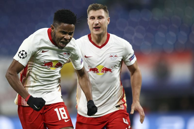 RB Leipzig take on Eintracht Frankfurt this weekend