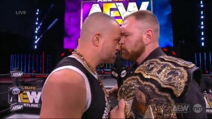 AEW Full Gear 2020 has been one of the best built cards in the company