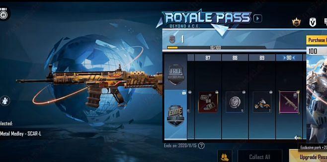 RP 90 reward(Image Via Mad Tamizha YT)