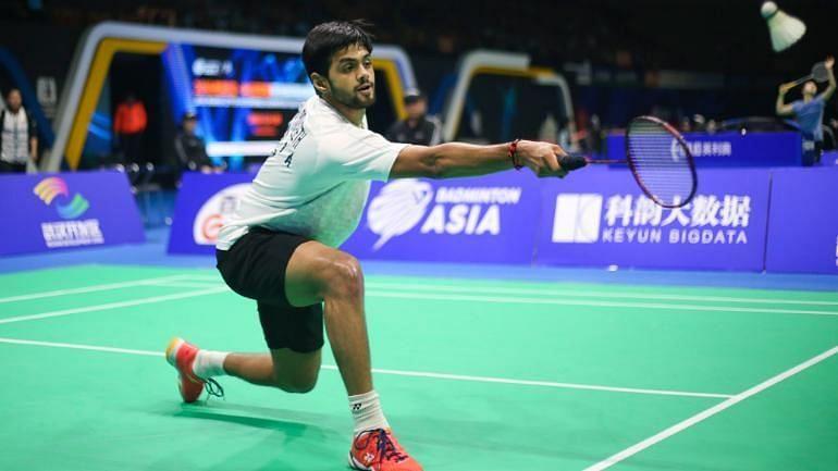 Sai Praneeth is the top Indian man in the BWF rankings