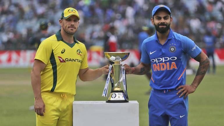 भारत  vs ऑस्ट्रेलिया