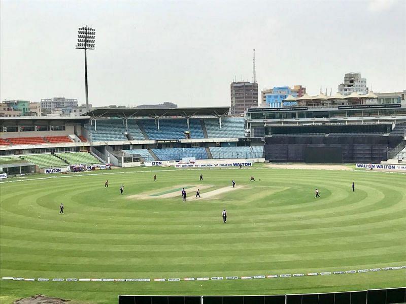 Shere Bangla National Stadium, Mirpur, Dhaka