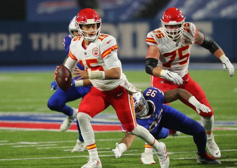 Patrick Mahomes has taken the NFL by Storm