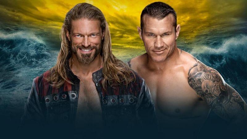 Edge and Randy Orton