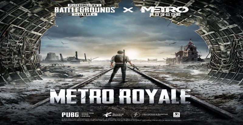 Metro Royale game mode in PUBG Mobile: All you need to know (Image via PUBG Mobile / Twitter)