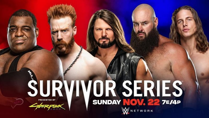 This team could essentially implode from within at Survivor Series