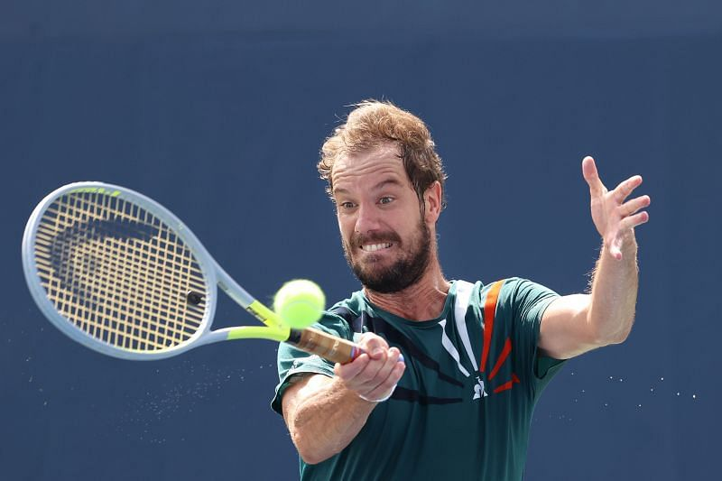 Richard Gasquet at the 2020 US Open