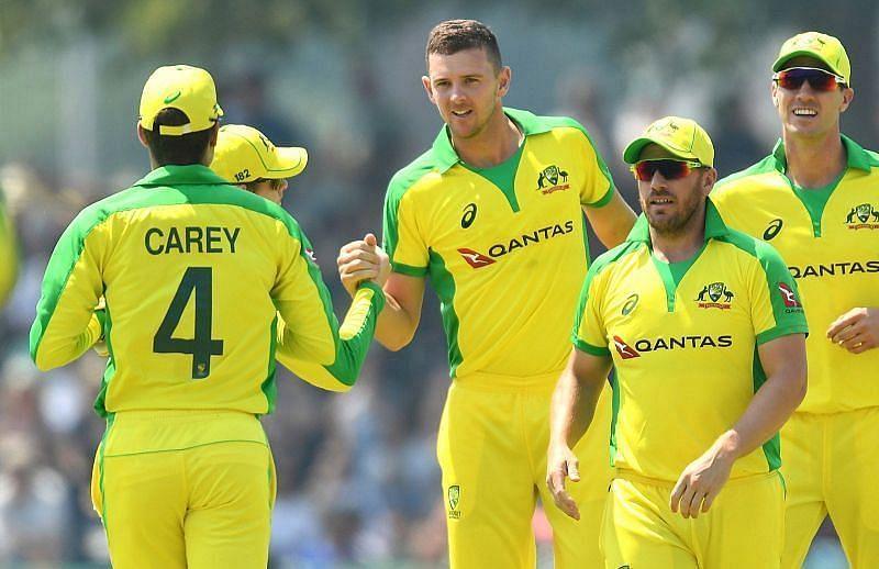 ऑस्ट्रेलिया टीम