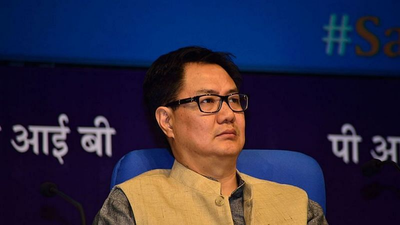 Kiren Rijiju expects to send the largest-ever contingent from India to the Tokyo Olympics.