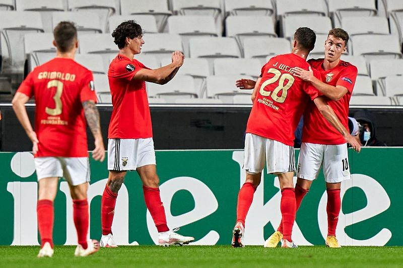 Benfica face an in-form Braga in their upcoming Portuguese Primeira Liga fixture on Sunday.
