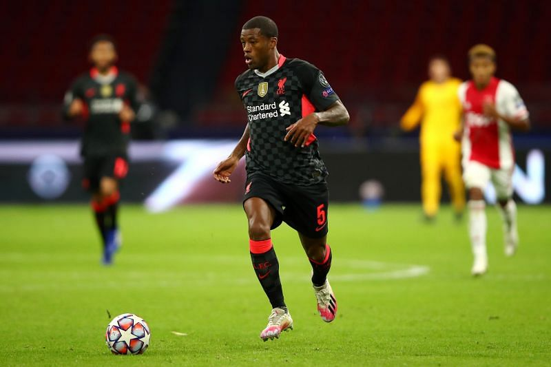Will Georginio Wijnaldum sign a new deal at Liverpool?