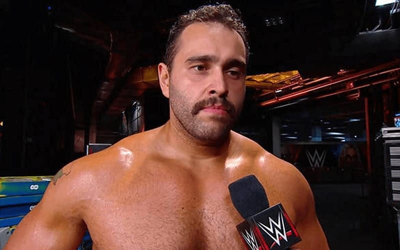 Miro, formerly known as Rusev in WWE