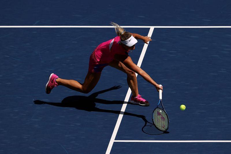 Marta Kostyuk at the 2020 US Open