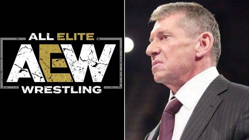 Is Vince McMahon afraid of AEW