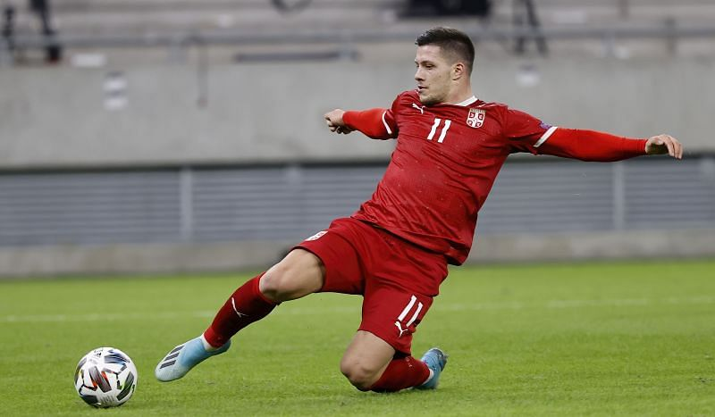 Serbia take on Russia this week